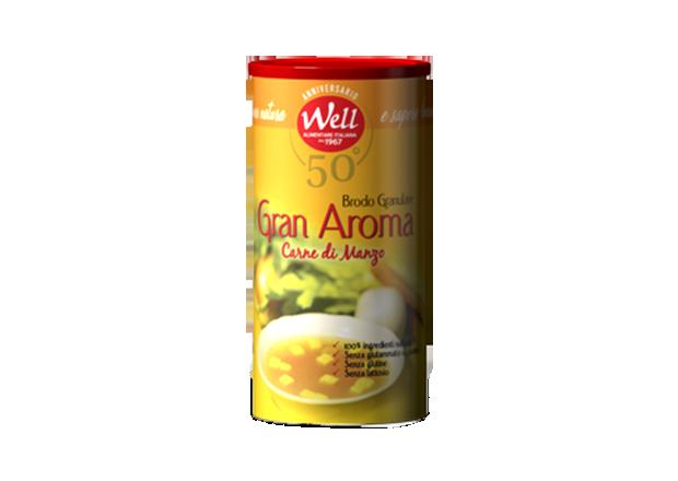 Immagine del prodotto Brodo Granulare Gran Aroma Carne