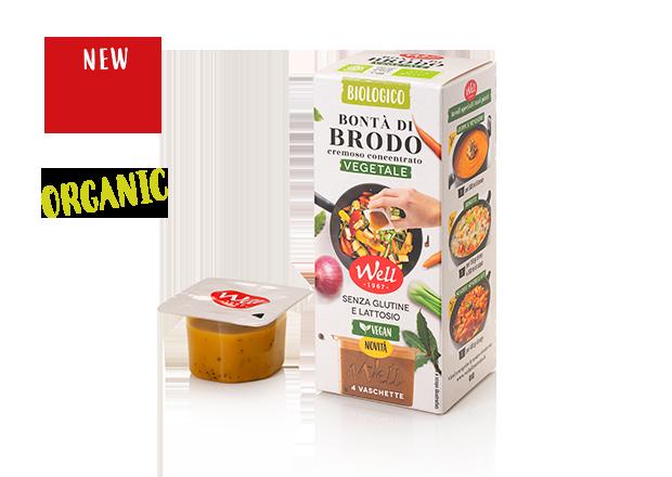Bontà di Brodo Organic Vegetable