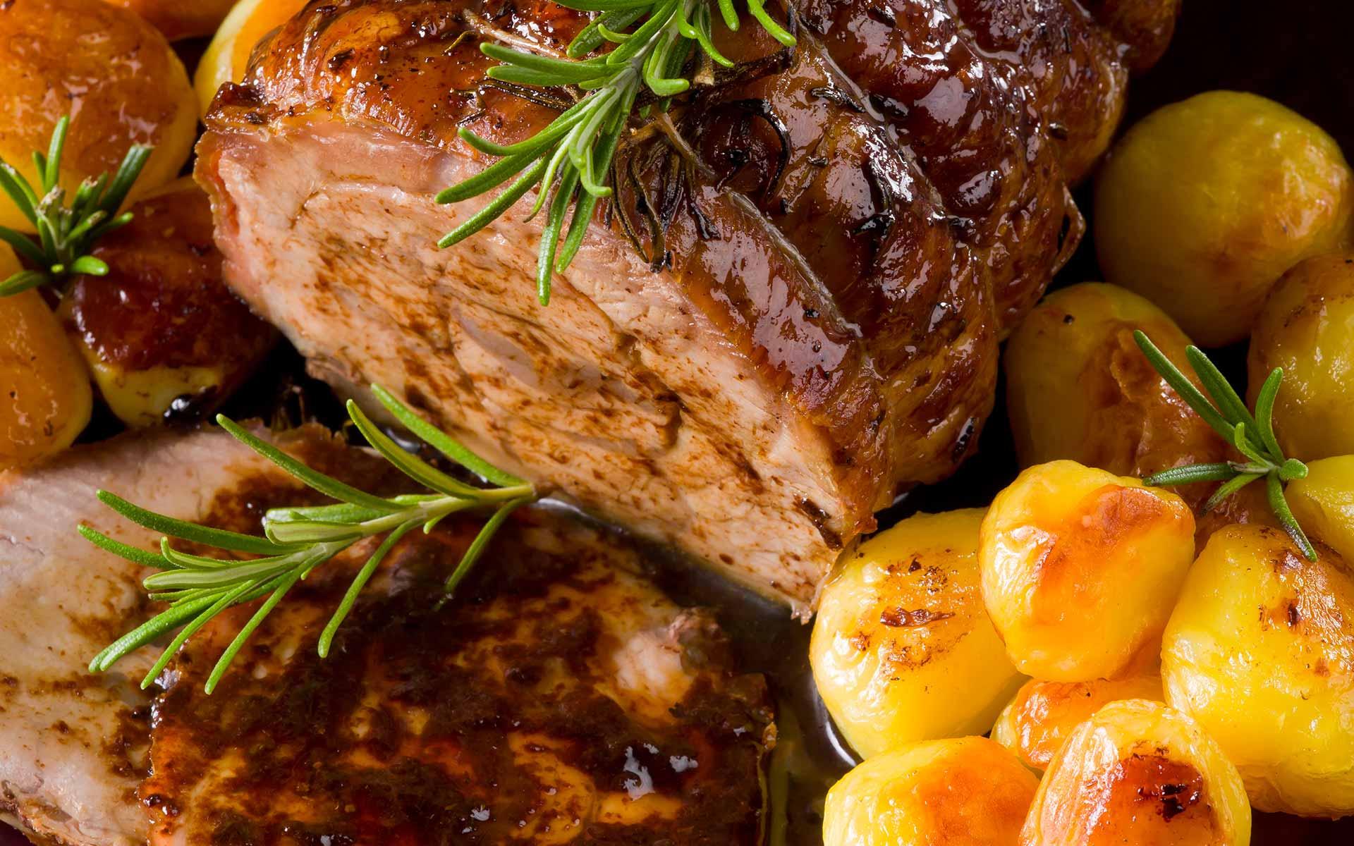 Immagine della ricetta Arrosto di Vitello in Pentola