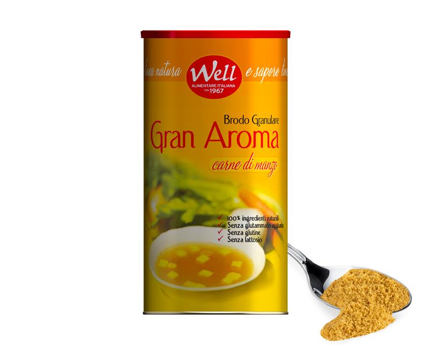 Immagine del prodotto Gran Aroma Carne Granulare Senza Glutammato