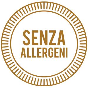 Icona Senza Allergeni