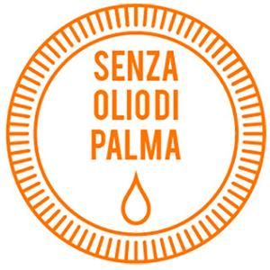 Icona senza Olio di Palma
