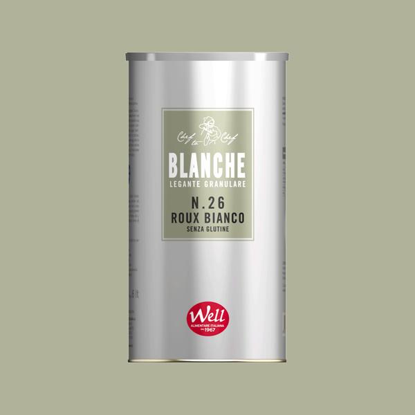 N.26 Blanche Roux Bianco Senza Glutine