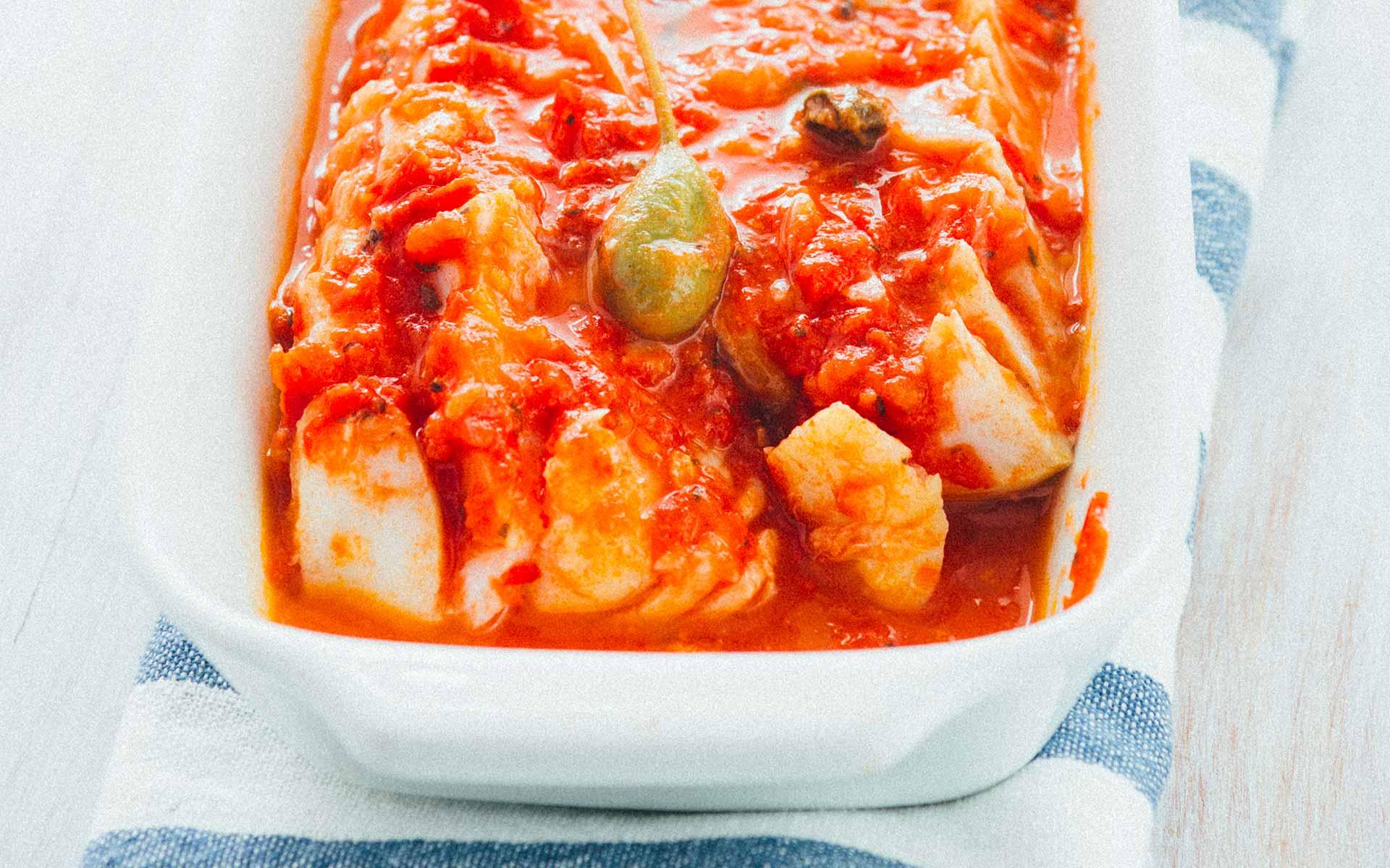 Immagine della ricetta Merluzzo in Umido