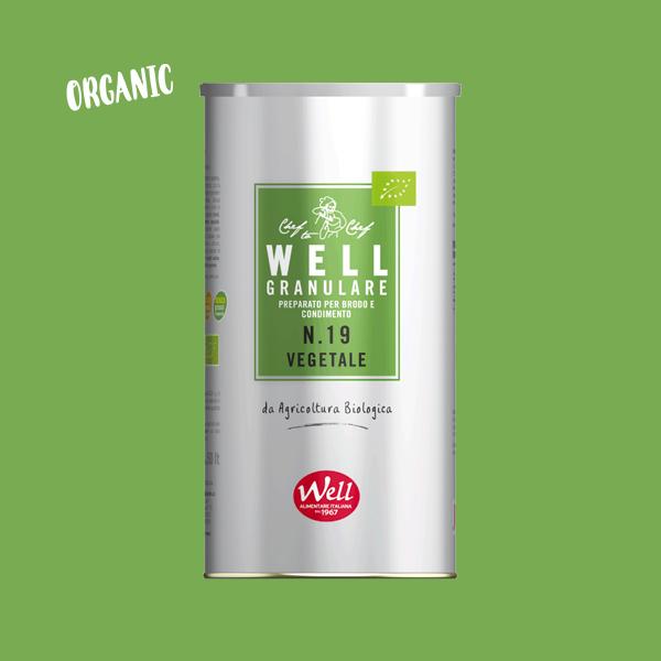 N 19 Organic Vegetable