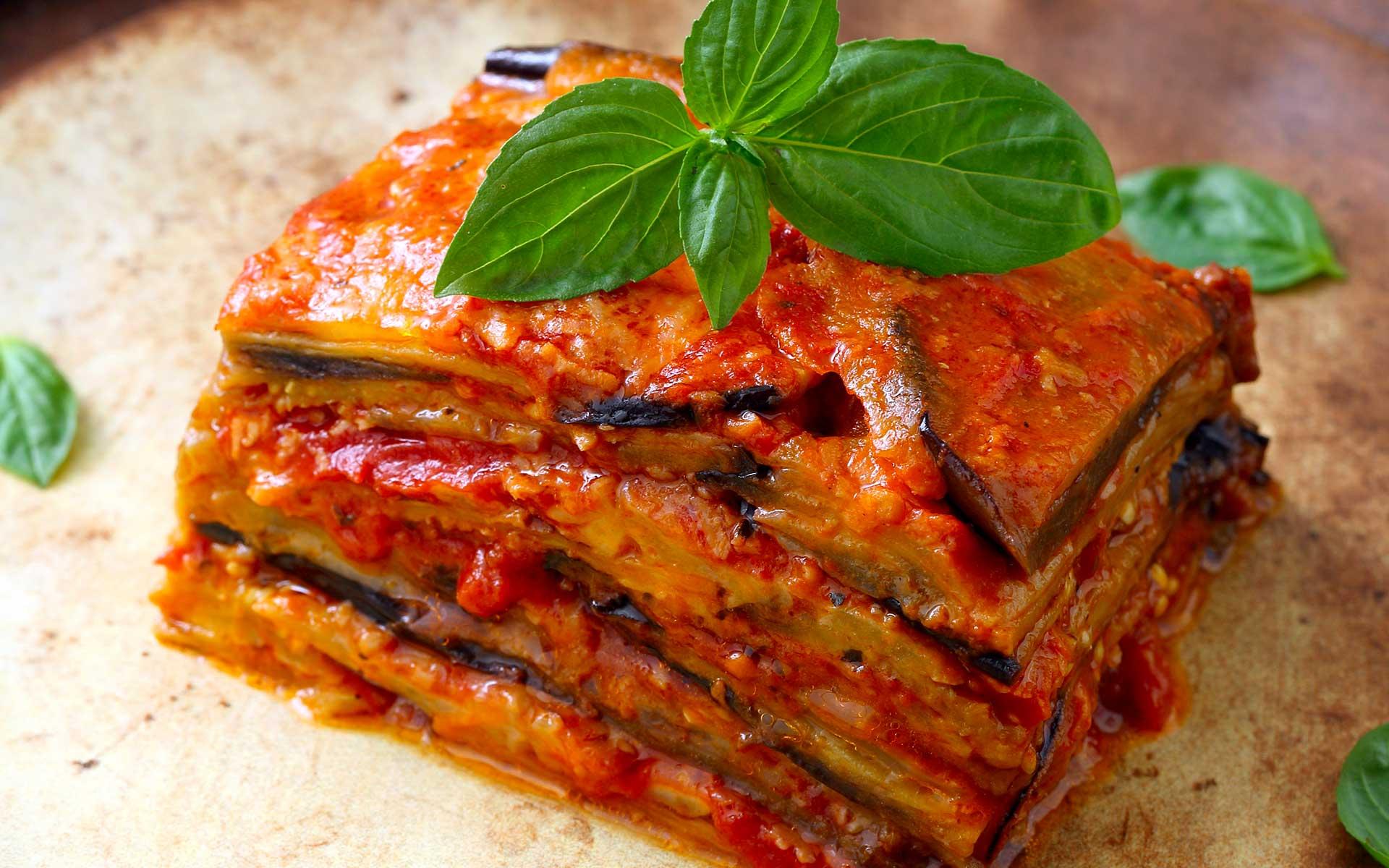 Immagine della ricetta Parmigiana di Melanzane