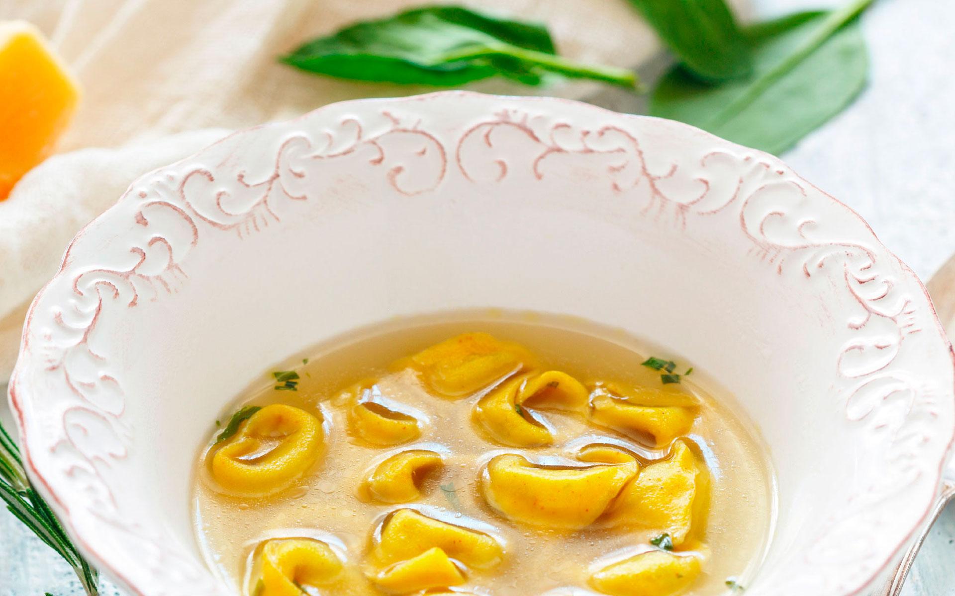 Immagine della ricetta Tortellini in Brodo